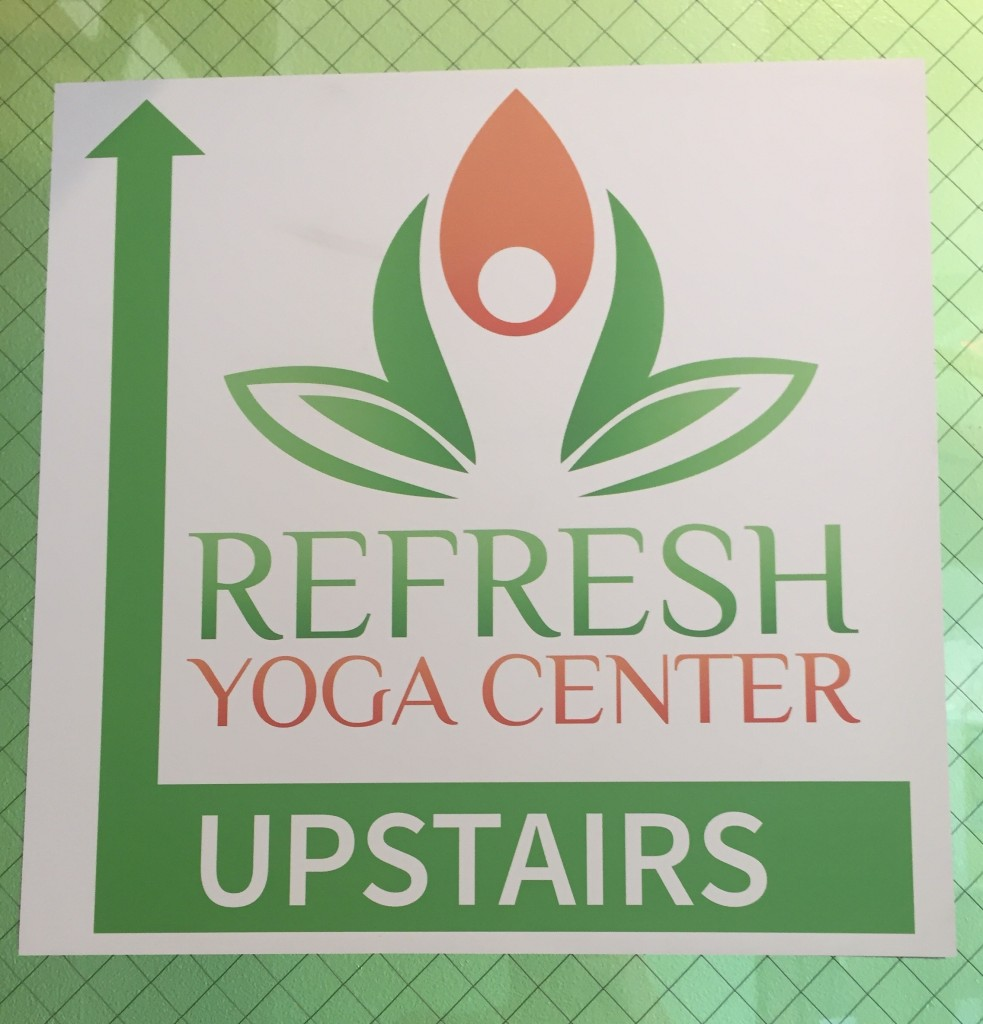refresh yoga